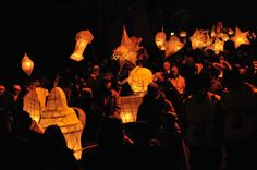 Slaithwaite Moonraking Festival happens every two years and is steeped in history - google it on images! I keep forgetting because it isn't annual but next year is the year! Happens in February - check website for details