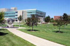 Ferris State University!! Big Rapids a fun place.