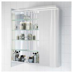 IKEA - GODMORGON Mirror cabinet with 2 doors