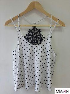 #shirt #blusa #black #white #fashion #girl #fashionmegan