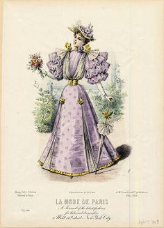 Dress  Autumn 1895  United States  Claremont Colleges Digital Library