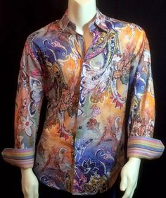 Robert Graham Marina Del Ray, unknown style number