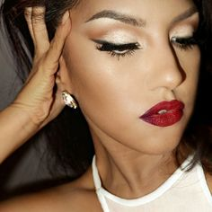 Get The Look: Get Holiday Ready with Motives Cosmetics®