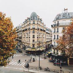 View from La Couleé Verte | Paris