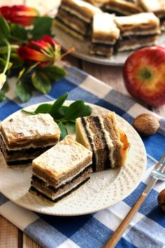 Poppy Cake, French Toast, Sandwiches, Breakfast, Recipes, Food, Oreos, Morning Coffee, Recipies