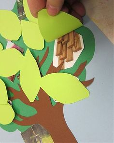 Chinuch.org :: Tu B'Shevat Project - The Tree That Gives