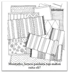 """This cute coloringbook """"Sisusta ja väritä"""" contains lovely stories behind the pictures and easy information behind the meanings of the colors. Beautiful pictures are drawn by hand an interior designer Satulyyti. Enjoyful and relaxing book Just love it! Coloring Books, Beautiful Pictures, Interiors, Draw, Interior Design, Colors, Cute, Easy, Vintage Coloring Books"""