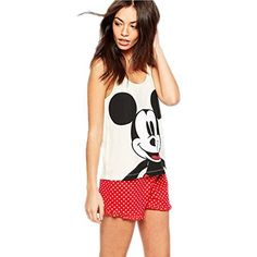 VOGUE CODE Mickey Mouse Print Tank Top Women Cute Top, http://www.amazon.com/dp/B01AJOZ7EA/ref=cm_sw_r_pi_awdm_EBehxb1HGZ4Y7