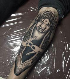 Znalezione obrazy dla zapytania shaman  tattoo