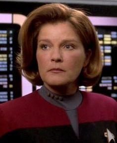 Captain Kathryn Janeway  Star Trek: Voyager