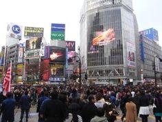 """Shibuya"" during the day"