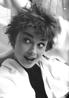 Audrey Hepburn 1954,s