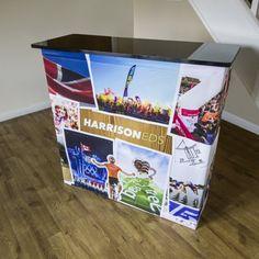 Harrison EDS Pop Up Counter