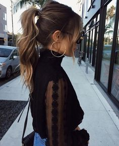 Street Hair Fashion 2018 #beautyhairstyles