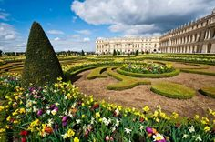 Lovely Versailles France