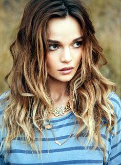 Popular Fall Hair Color Ideas (16)