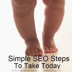 Simple SEO Steps to Take Today