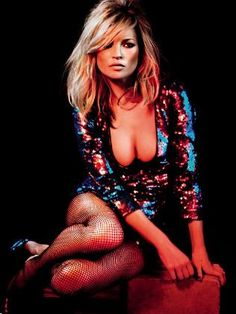 The Diary of The Vintage Independent: Model Icon: Kate Moss