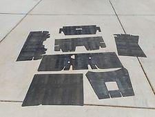 NOS 1965 66 67 68 Ford Mustang Fastback Floor Insulation Pad Sound Deadener