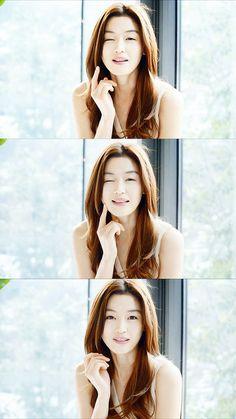 Jun Ji Hyun beauty