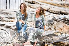 Now available. Isla ibiza bonita fall winter 2014. www.stylebird.nl