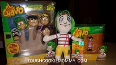 A Whole New Generation Of El Chavo Fans! @ElChavoToys #Giveaway #Sponsored - Tough Cookie Mommy