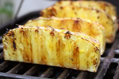 Pineapple on the Grill  /#Natural#Sunshine#Favorite#Alternative#Medicine#Health#Beauty#New#food