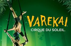 Group buy offer: Be captivated by the Cirque du Soleil's VAREKAI show at the Bell Center and enjoy a 25% discount - 8 dates available!