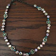 Authentic Sorrelli necklace Multi colored beautiful spring necklace Sorrelli Jewelry Necklaces
