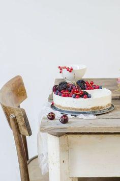 cheesecake light allo  yogurt