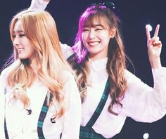 tiffany, taeyeon, and taeny image