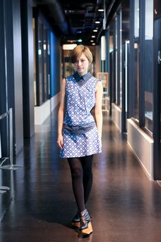【ストリートスナップ】@Tracy Street of Shibuya, Tokyo Fashionsnap.com | Fashionsnap.com SHORT HAIR
