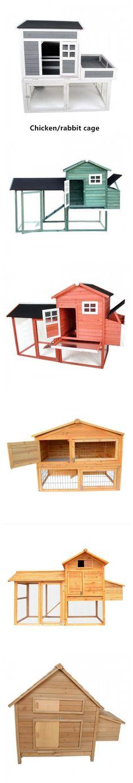 Chicken/ rabbit cage, chicken coop. backyard poultry http://www.zosomart.com/pet-supplies/chicken-rabbit-cage.html