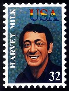 """Sexual Predator Honored With U.S. Postage Stamp -  Harvey Milk's only claim to fame is that he was the first openly homosexual candidate to be elected to public office (San Francisco city commissioner). His chief cause was to do away with the Judeo-Christian sexual ethic. In 1978 Milk was murdered over a non-related political dispute by fellow Democrat Dan White.And a """"progressive"""" martyr was born."""