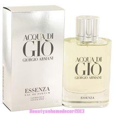 Acqua Di Gio Essenza Cologne By Giorgio Armani 2.5 oz EDP Spray for Men SEALED #GiorgioArmani