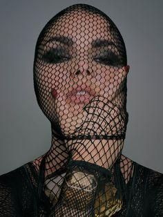 The Net photographed by Brigitte Niedermair