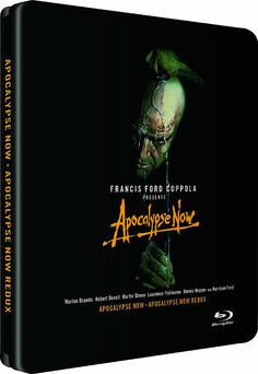 Apocalypse Now (Blu-ray), Best Buy exclusive steelbook