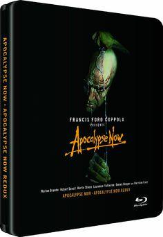 Apocalypse Now (Blu-ray), Best Buy exclusive Steelbook