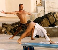 The raves about yoga is more than just a present pattern or a flash in the pan trend. The mental and physical advantages of yoga for tension management has been taking America by storm no matter if… Trudie Styler, Yoga Pictures, Yoga For Flexibility, Bikram Yoga, Mind Body Soul, Yoga For Men, Asana, Yoga Meditation, How To Do Yoga