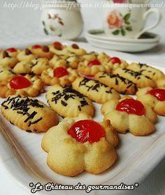 Biscottini di frolla montata - Butter cookies
