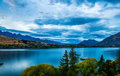 Lake view 3 by Bara Almusa Lake View, River, Mountains, Nature, Photography, Outdoor, Naturaleza, Fotografie, Photography Business