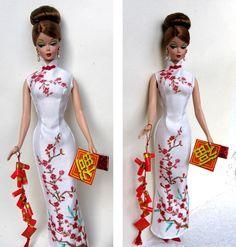 Barbie Chinoiserie Chic  Happy New Year