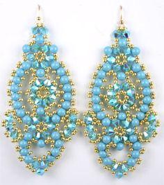 Flamenco Earrings Kit