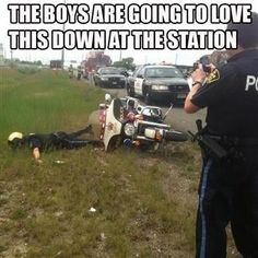 Offensive humour is all about offensive jokes, dark humor, funny memes and I am going to hell for this. Memes Humor, Cops Humor, Funny Cops, Drunk Humor, Cop Jokes, Funny Police, Funny Drunk, It's Funny, Farm Jokes