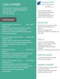 Online Resume Examples for 2015 http://www.resume2015.com/online-resume-examples-for-2015/
