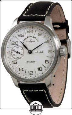 Zeno-Watch Reloj Mujer - OS Retro 24 hours Winder - 8497-24-e2  ✿ Relojes para mujer - (Lujo) ✿