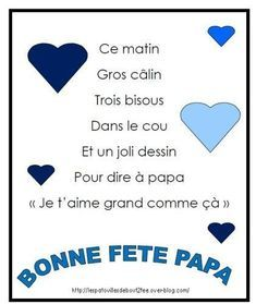 Idée cadeau fête des mères original - Les petits bout 2 fee Fathers Day Crafts, Happy Fathers Day, French Poems, Cadeau Parents, Mother And Father, Learn French, Art School, Mom And Dad, Activities For Kids