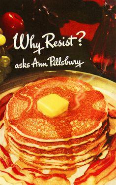 pancakes make me happy.