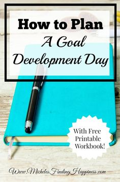 Planning a dedicated goal development day is a great way to give your goals your complete attention for just one day.  Most days you are split between work, family, and friends. Developing a good plan to achieve your goals gets pushed … Continue reading →