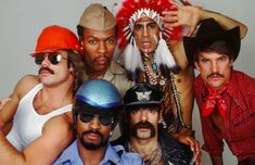Legendary disco band Village People will make a special appearance at Stockholm Pride next summer. American Bandstand, Greenwich Village, New York Neighborhoods, Gus Kenworthy, Musica Disco, Village People, New Bands, My Generation, Songs